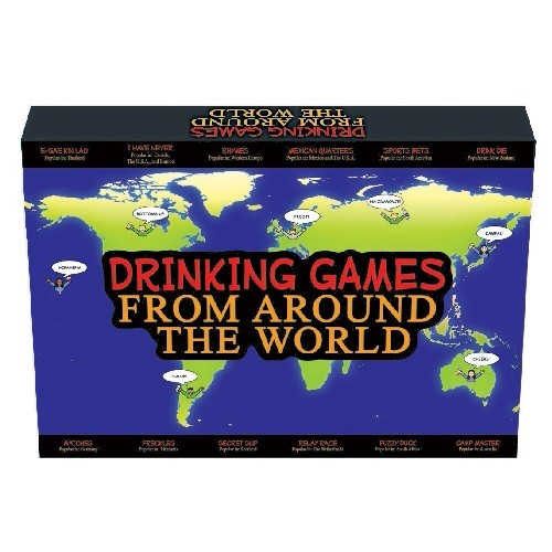 Drinking Games Around The World